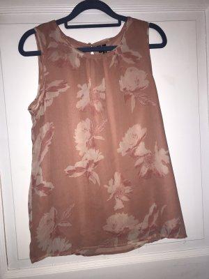 Vero Moda Camisa de mujer albaricoque-salmón