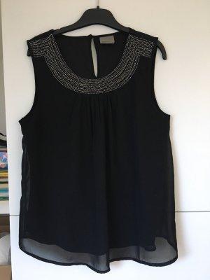 Vero Moda Top schwarz