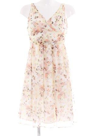 Vero Moda Trägerkleid Blumenmuster Romantik-Look