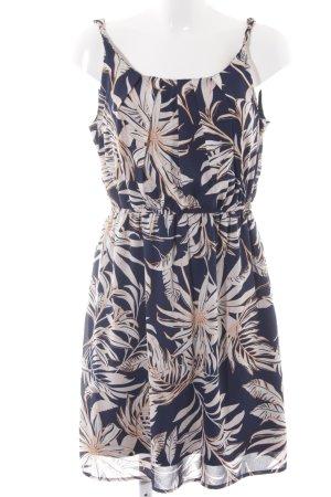 Vero Moda Trägerkleid florales Muster Casual-Look