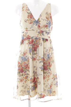 Vero Moda Trägerkleid florales Muster Elegant