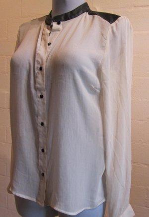 Vero Moda: Transparente Bluse, Gr. M
