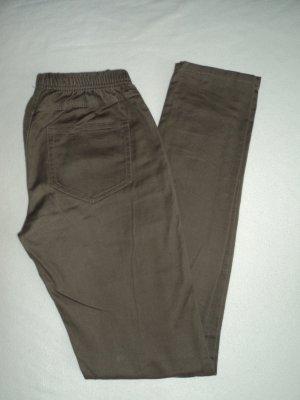 Vero Moda Treggings, Leggings, beige-braun/graubaun/taupe, Gr. XS/S