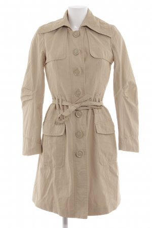 Vero Moda Trenchcoat wollweiß Casual-Look