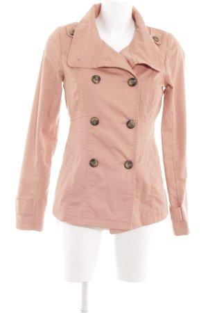 Vero Moda Trenchcoat pink Business-Look