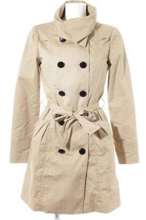 Vero Moda Trenchcoat beige Brit-Look