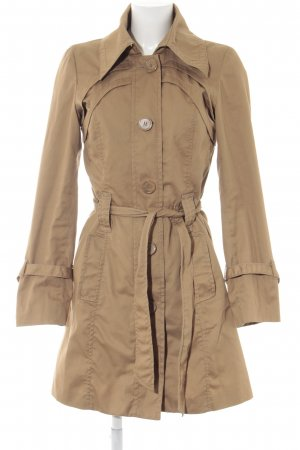 Vero Moda Trenchcoat camel Casual-Look