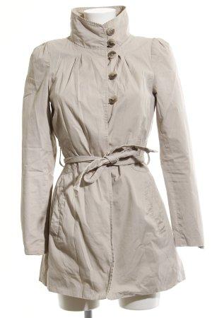 Vero Moda Trenchcoat creme Brit-Look