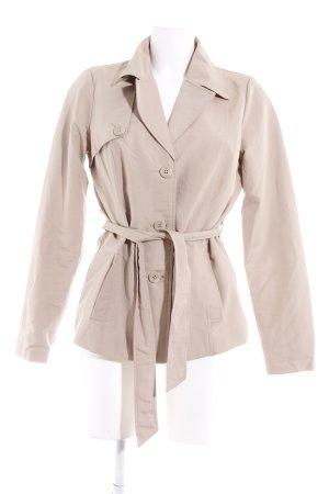Vero Moda Trenchcoat creme Casual-Look