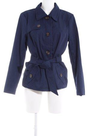 Vero Moda Trenchcoat dunkelblau klassischer Stil