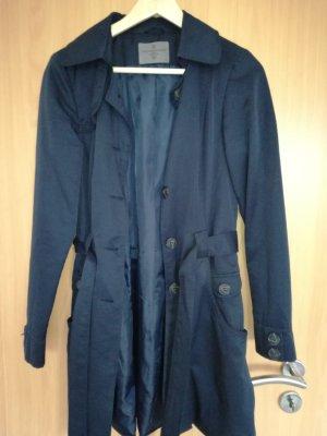 Vero Moda Trench Coat blue-dark blue