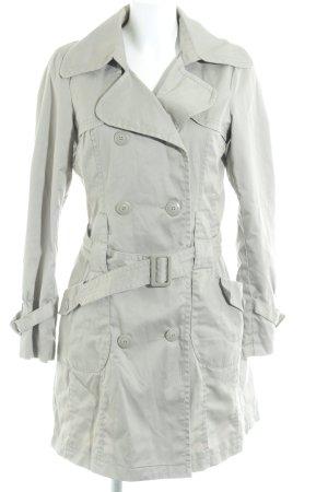 Vero Moda Trenchcoat hellbeige Casual-Look
