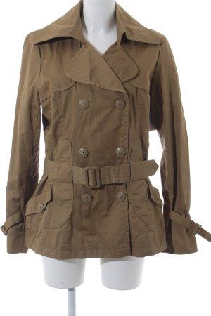 Vero Moda Trenchcoat hellbraun klassischer Stil