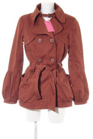 Vero Moda Trenchcoat rostrot Casual-Look