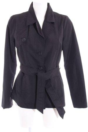Vero Moda Trenchcoat schwarz Street-Fashion-Look