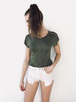 Vero Moda T-shirts en mailles tricotées multicolore