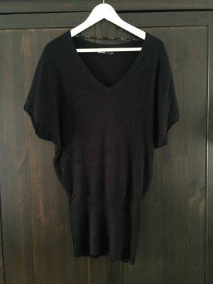 Vero Moda Tunika Kleid schwarz xs Strick