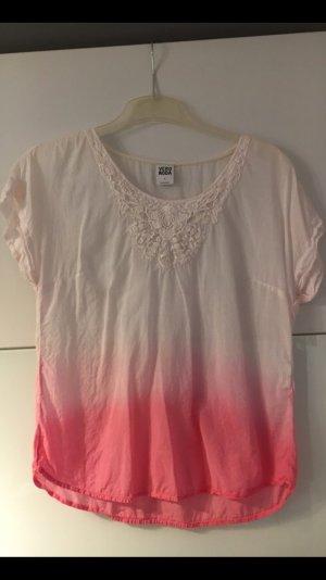 Vero Moda Tunika/Shirt mit Spitze