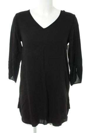 Vero Moda Tuniekblouse zwart casual uitstraling