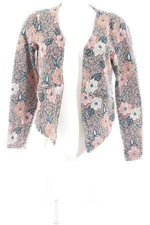 Vero Moda Übergangsjacke Blumenmuster Casual-Look