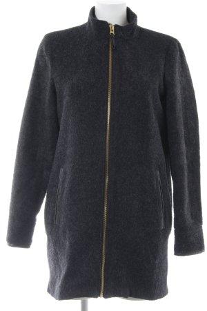 Vero Moda Übergangsjacke dunkelgrau-schwarz Casual-Look