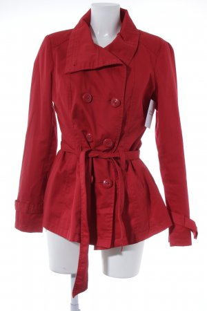 Vero Moda Übergangsjacke rot Casual-Look