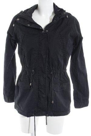 Vero Moda Overgangsjack zwart casual uitstraling