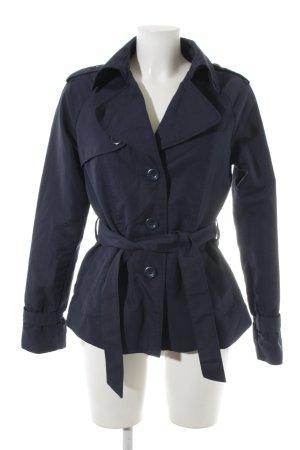 Vero Moda Übergangsmantel dunkelblau Street-Fashion-Look