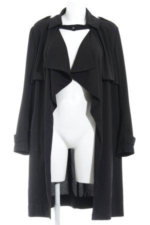Vero Moda Übergangsmantel schwarz Casual-Look