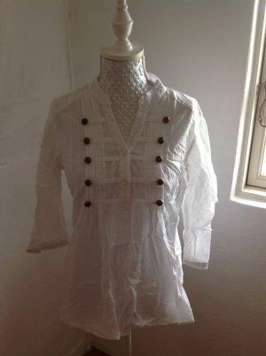 Vero Moda weiße Bluse Gr. M