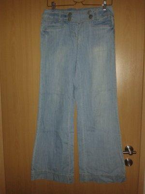 Vero Moda weite Jeans / Low Waist / W: 28 L: 32