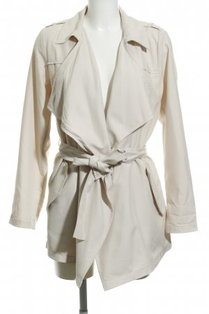 Vero Moda Wraparound Jacket cream business style