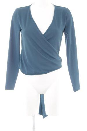 Vero Moda Chaqueta cruzada azul cadete estilo sencillo