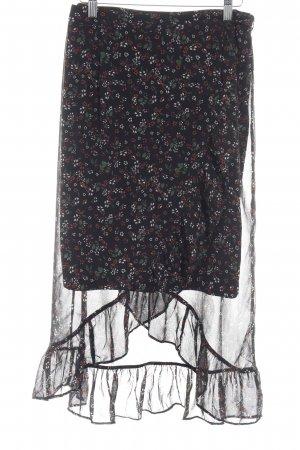 Vero Moda Jupe portefeuille motif de fleur style décontracté