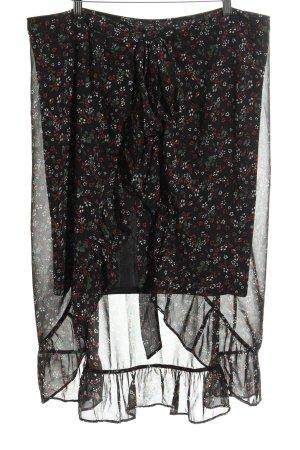 Vero Moda Jupe portefeuille motif floral style décontracté
