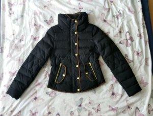 Vero Moda Winter Jacke schwarz braun Gr. XS *NEU*