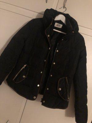 Vero Moda Doudoune noir-brun noir
