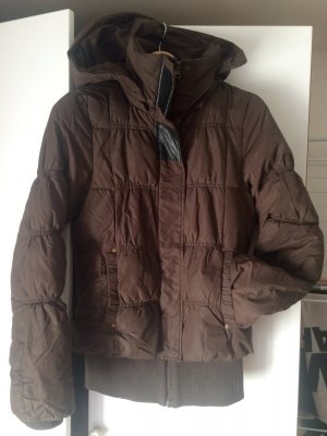 Vero Moda Jacket black brown