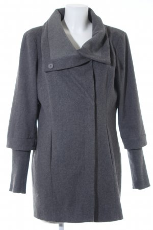 Vero Moda Winterjacke grau Casual-Look