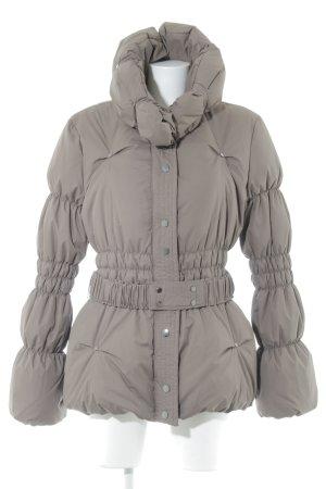 Vero Moda Winterjacke hellbraun Casual-Look