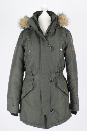 Vero Moda Winterjacke olivgrün Größe XS