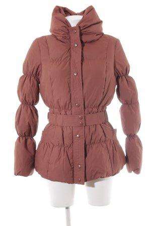 Vero Moda Winterjacke rostrot Casual-Look