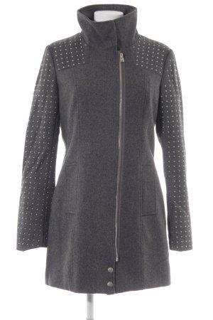 Vero Moda Manteau d'hiver gris style décontracté