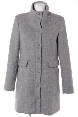 Vero Moda Manteau d'hiver gris clair style décontracté
