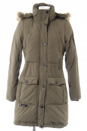 Vero Moda Wintermantel khaki Casual-Look