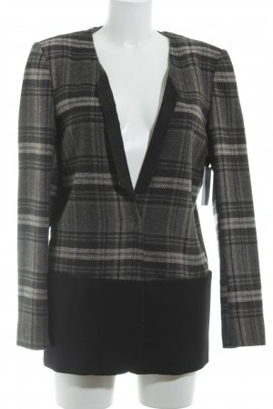 Vero Moda Woll-Blazer Glencheckmuster Business-Look