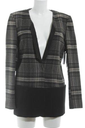 Vero Moda Blazer de lana estampado príncipe de Gales estilo «business»