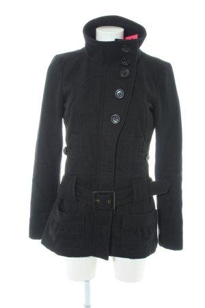 Vero Moda Wolljacke schwarz klassischer Stil