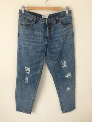 Veromoda High Waisted Boyfriend Jeans