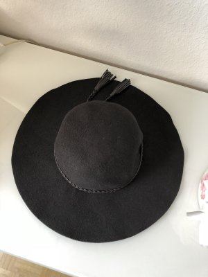 Vero Moda Felt Hat black-black brown